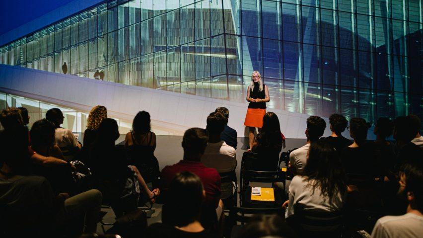 Jenny B. Osuldsen at CAMP's Urban Talks