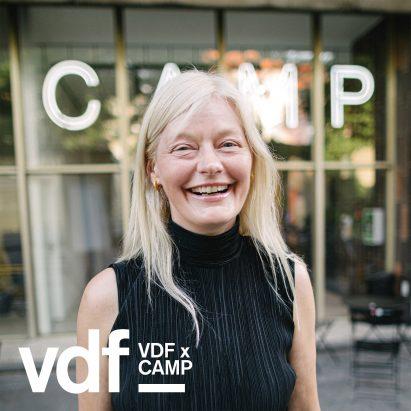 Jenny B. Osuldsen at CAMP's Urban Talks