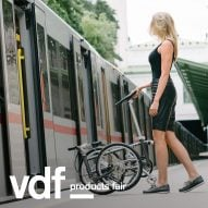 Vello showcases three folding bicycles at VDF products fair