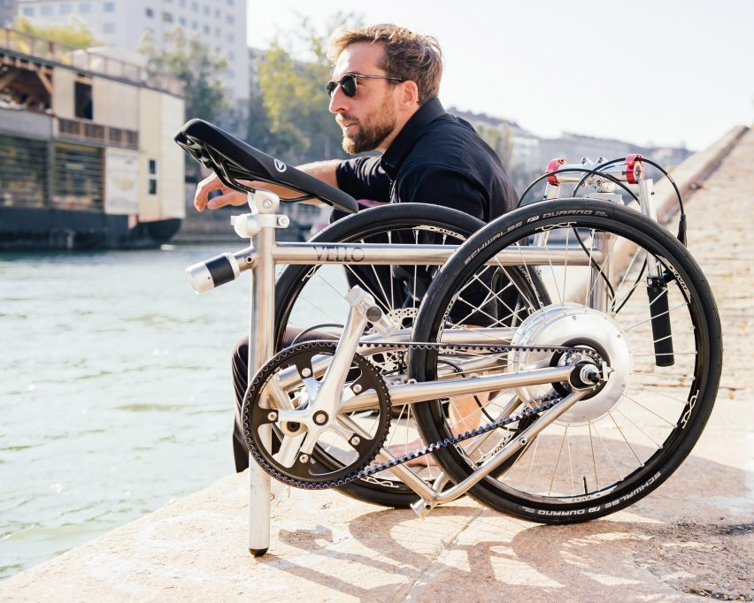 Vello Bike for VDF products fair