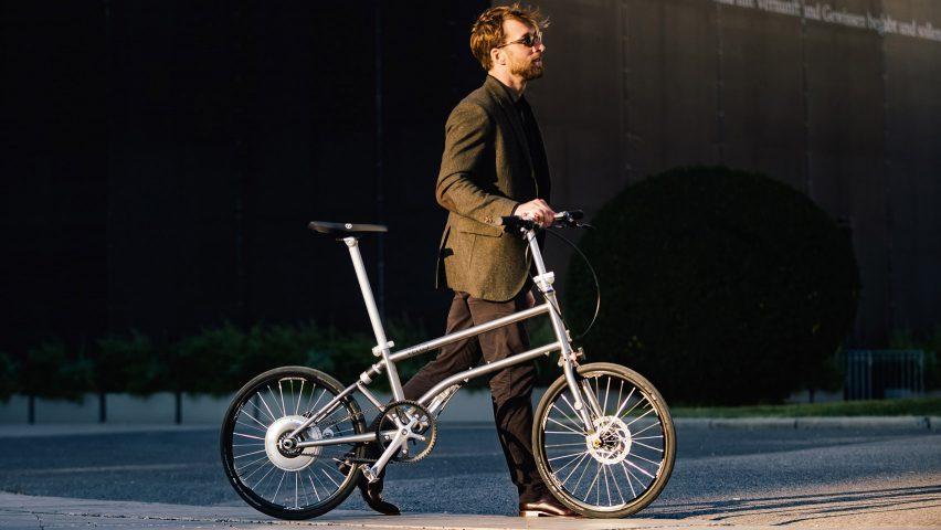 Vello Bike for VDF products fair