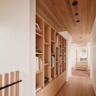 Walk-Street House by Ras-A Studio