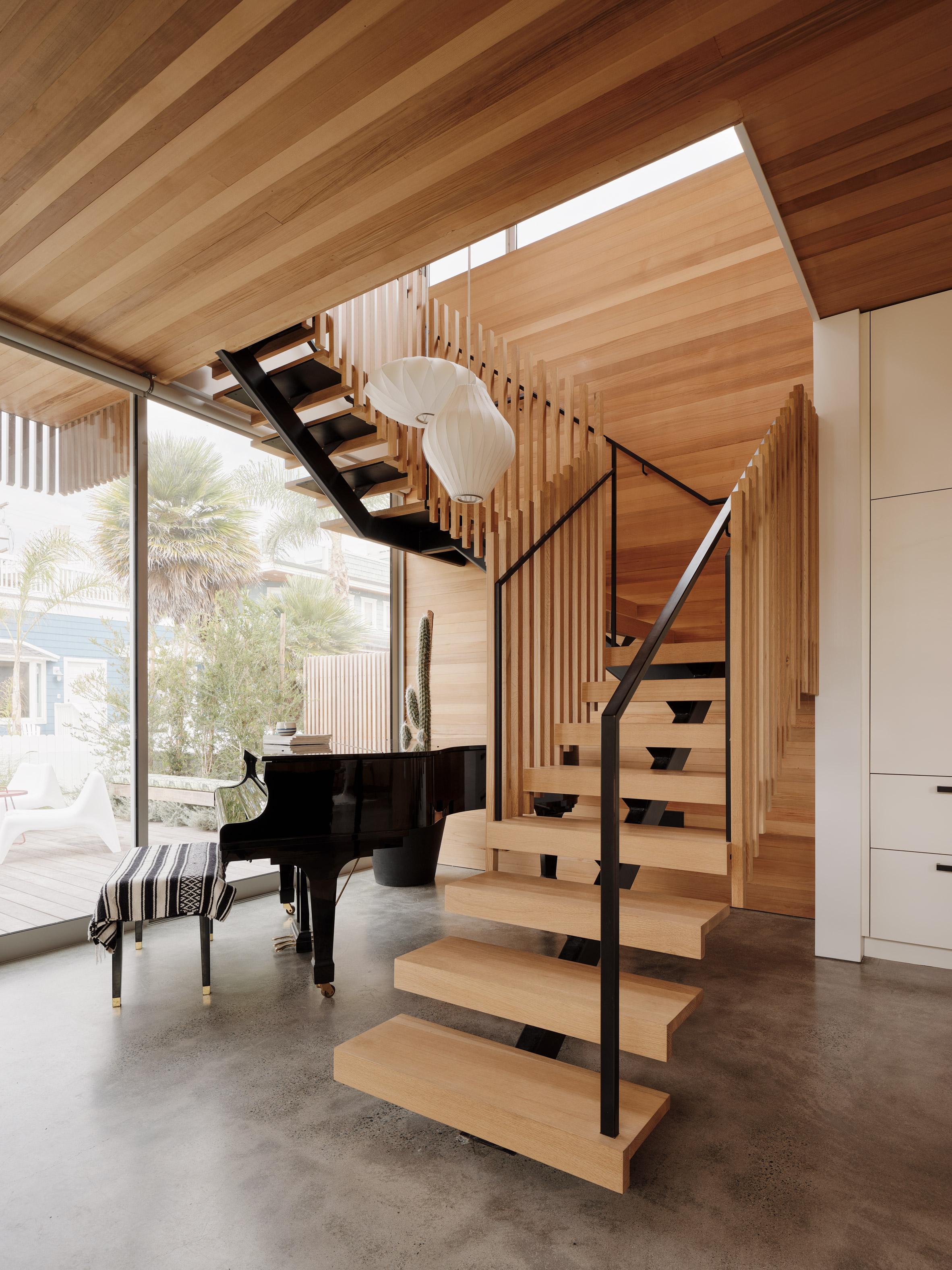 Walk-Street House by Ras-A Studio