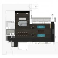 Wyckoff Residence by WORKac Ground Floor Plan