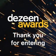 Thank you for entering Dezeen Awards 2020