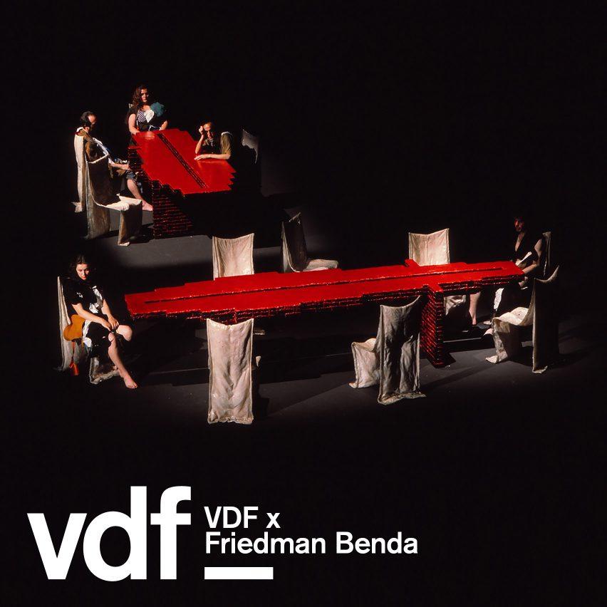 This week's VDF highlights include Vitra, Neri&Hu, Lee Broom, Gaetano Pesce and Es Devlin