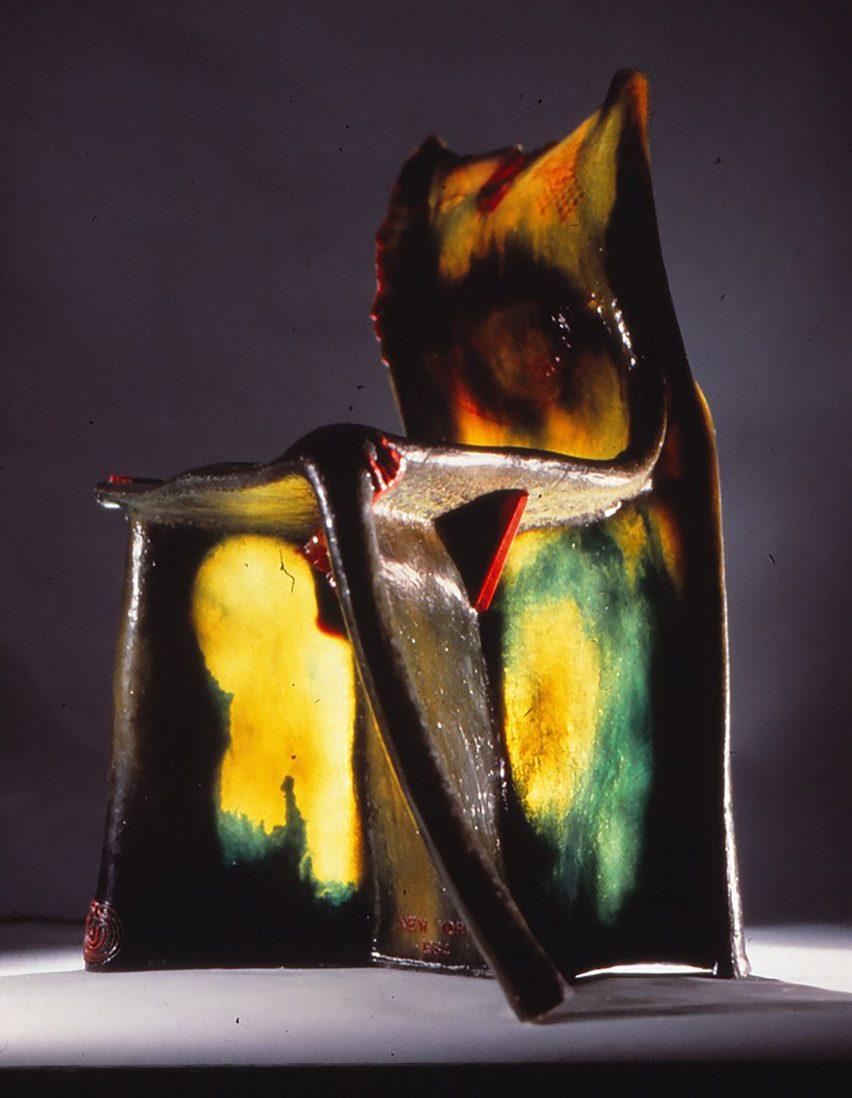 Pratt chair by Gaetano Pesce