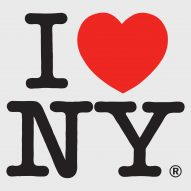 I heart New York logo by Milton Glaser