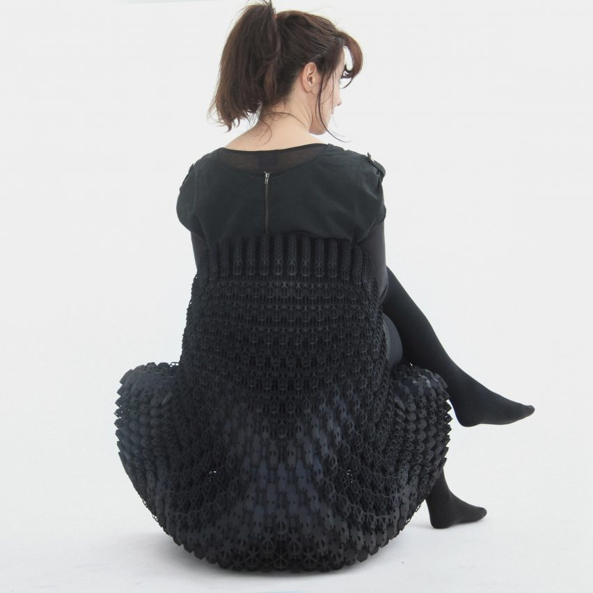 Soft Gradient Chair by Joris Laarman