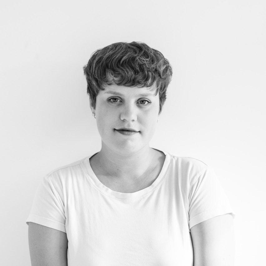 Serpentine Galleries curator Rebecca Lewin