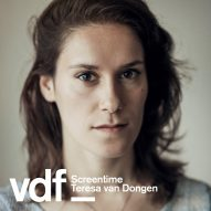 Live interview with Teresa van Dongen as part of Virtual Design Festival