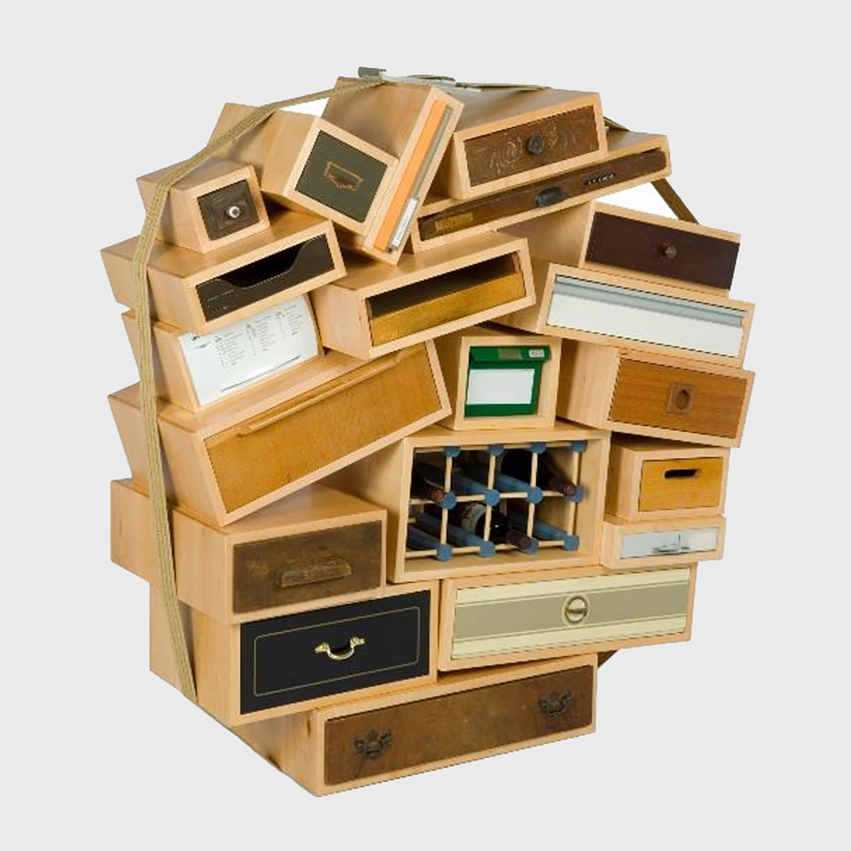Chest of Drawers by Tejo Remy
