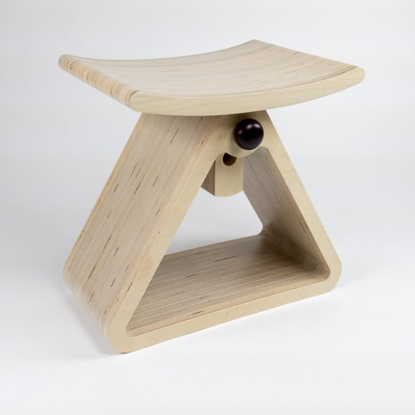 Africa by Design: Boraatii stool by Jomo Furniture
