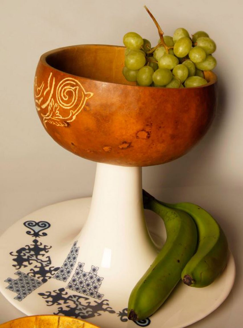 Africa by Design: Ile fruit bowl by Jade Folawiyo