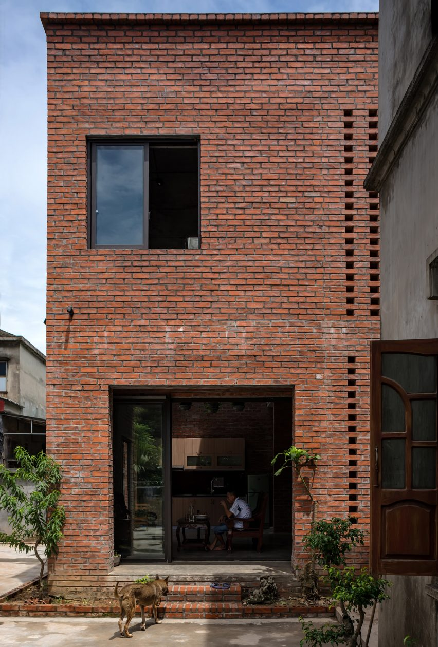 H&P Architects' AgriNesture in Mao Khe Town, Vietnam