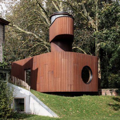 Alex Guesthouse by Atelier Vens Vanbelle