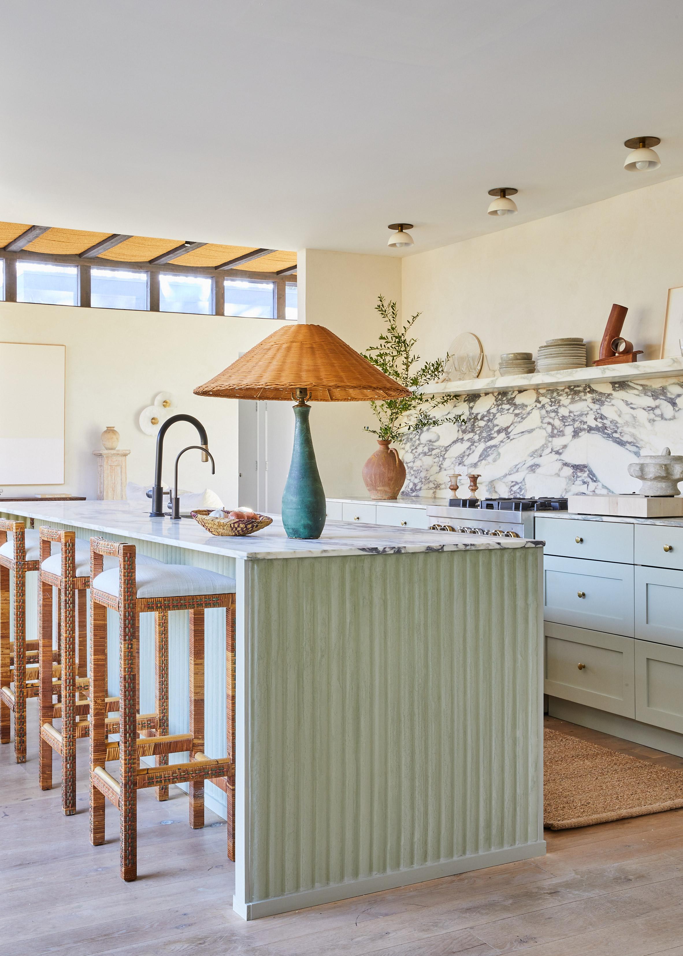 Amagansett house by Athena Calderone