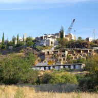 Frank Lloyd Wright's School of Architecture at Taliesin is moving to Paolo Soleri's Cosanti