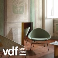 Arper reveals recyclable chairs and a post-pandemic catalogue in video for VDF