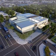 Grimshaw unveils arts complex for Santa Monica College