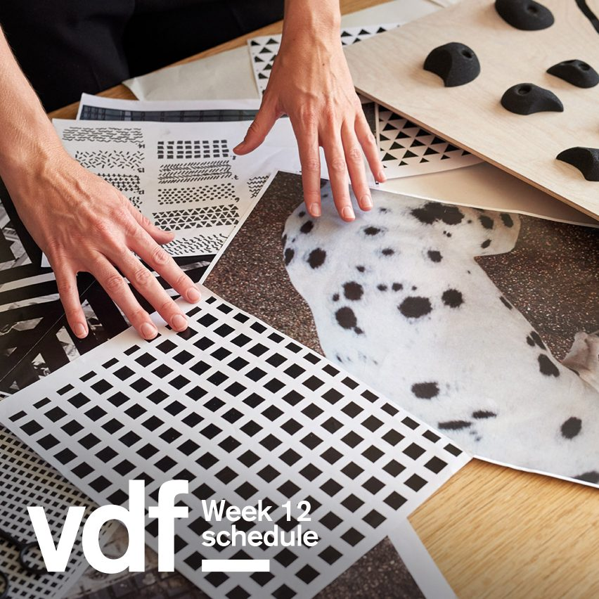 Nelly Ben Hayoun, Patternity, OMA and The Artling feature at VDF this week