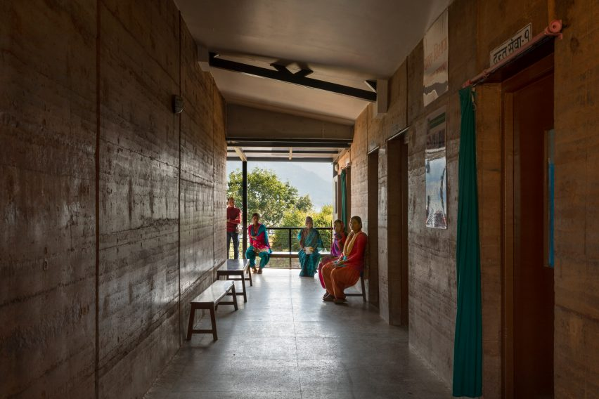 Bayalpata Hospital by Sharon Davis Design