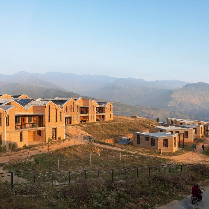 Bayalpata Hospital by Sharon Davis Design
