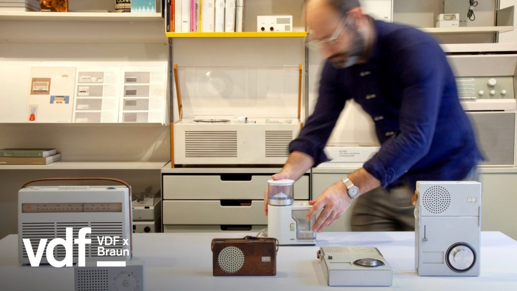 Live talk with Braun about times of change and good design