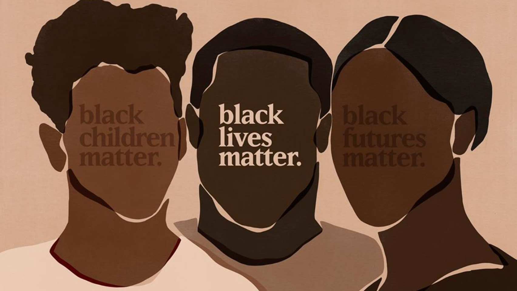 Graphic designers share illustrations in support of Black Lives Matter