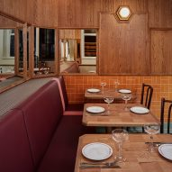 Studio Modijefsky overhauls 119-year-old restaurant Bonnie in Amsterdam