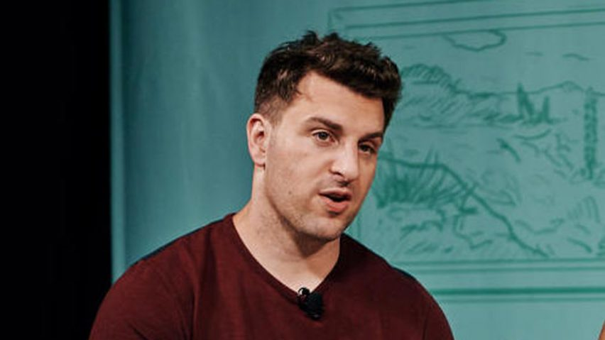 Airbnb co-founder Brian Chesky