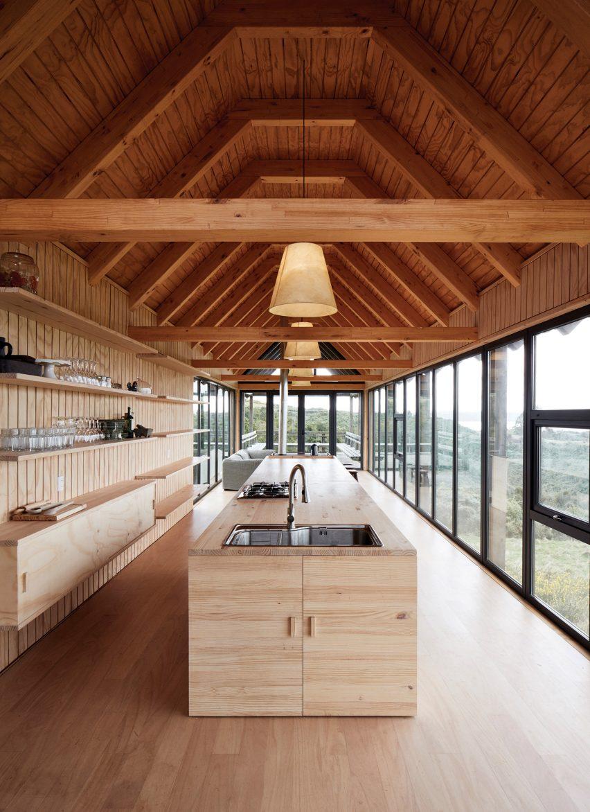 Casa Aguantao by GAAA