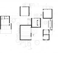 Casa Ballena by RIMA Design Group Ground Floor Plan