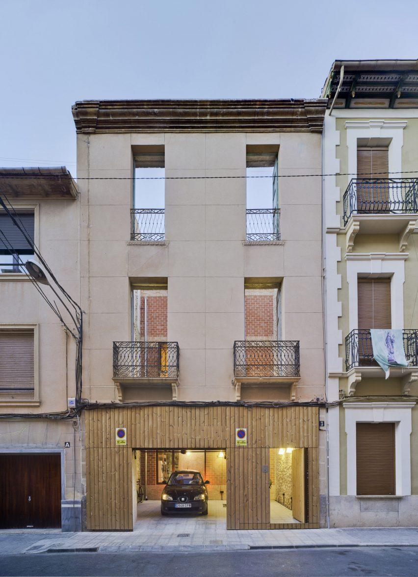 Casa Mac by La Errería in Alicante