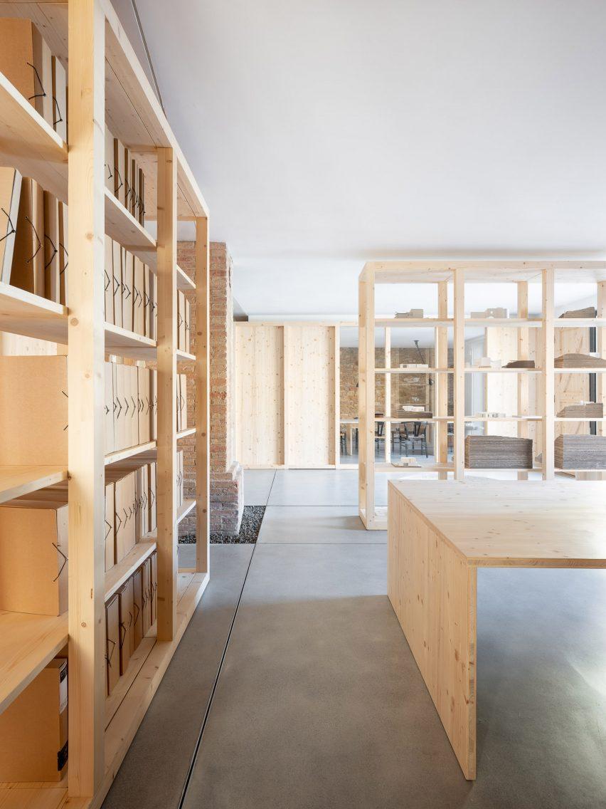 Nordest Arquitectura architects' studio