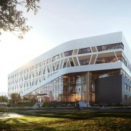 Dialog designs mass timber net-zero carbon community college building for Canada