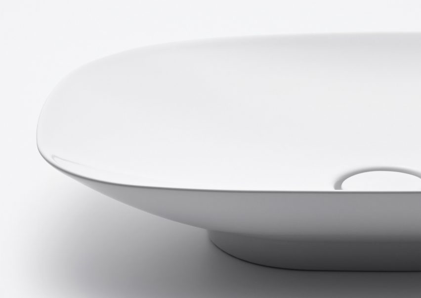 Cerafine Vessel Basin by INAX