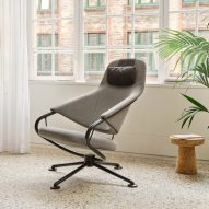 Citizen lounge chair by Konstantin Grcic for Vitra