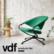 Vitra presents latest collections and collaborations at VDF products fair