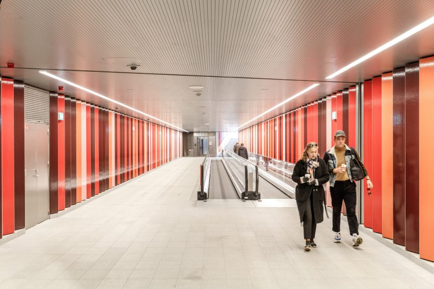 Nordhavn and Orienktaj station in Copenhagen by Cobe and Arup