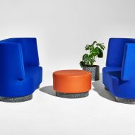 Confetti furniture collection by Gibson Karlo for DesignByThem