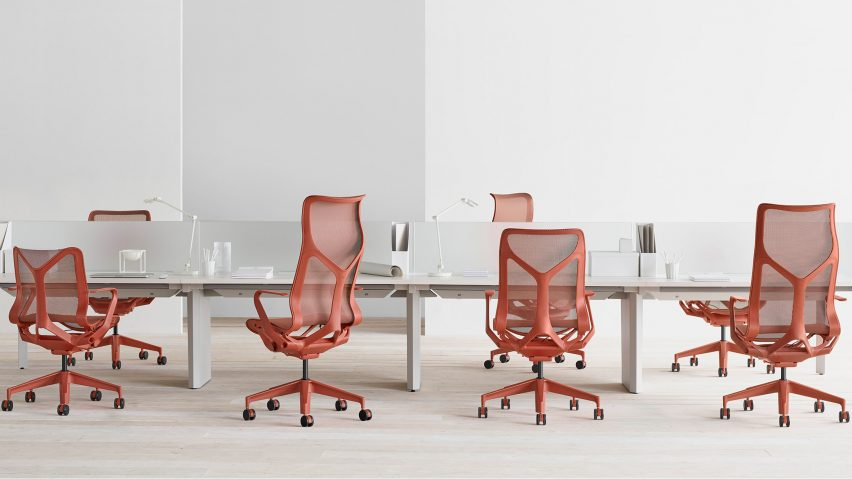 Cosm chair by Studio 7.5 for Herman Miller