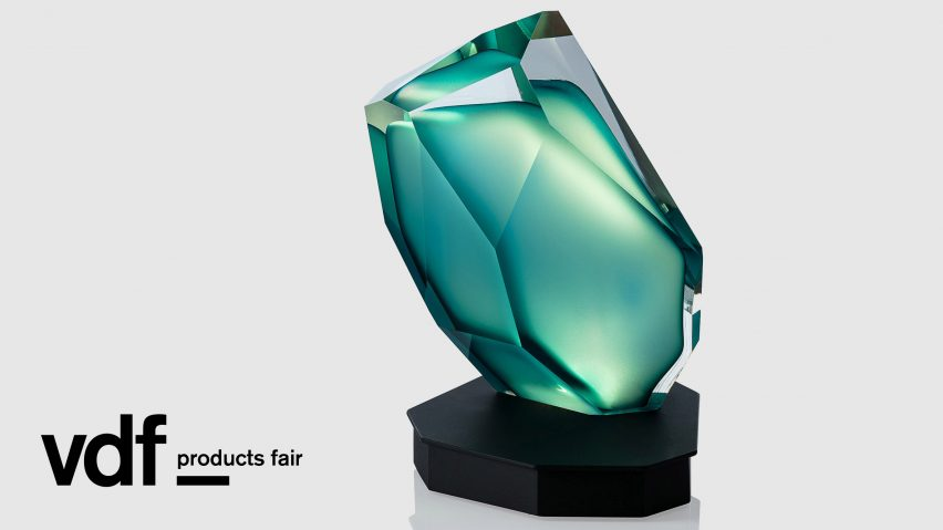 Crystal Rock by Lasvit