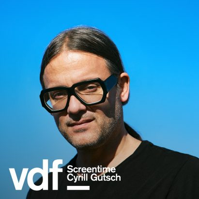 Parley for the Oceans founder Cyrill Gutsch