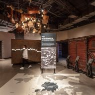 Dallas Holocaust and Human Rights Museum by OMNIPLAN