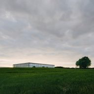 Carmen Würth Forum in Künzelsau, Germany, by David Chipperfield Architects