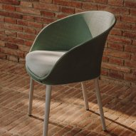 Blum chair by Manel Molina for Expormim