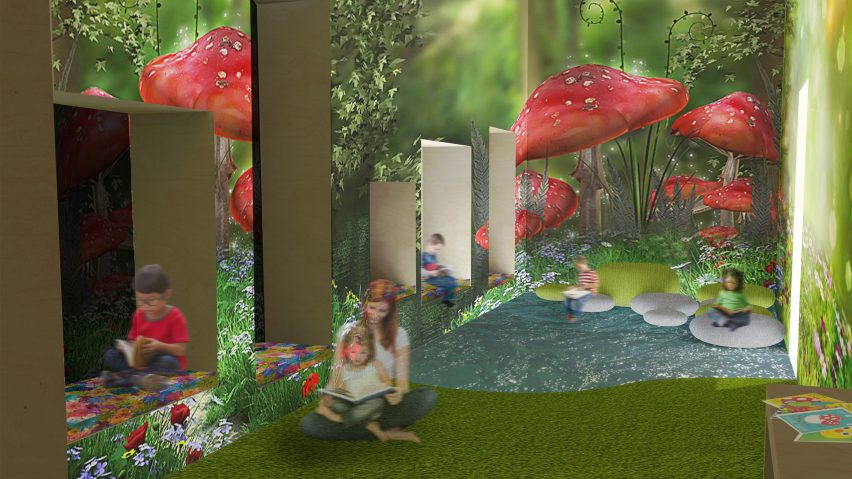 Falmouth University grads design interiors for most vulnerable