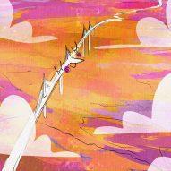 Flying Gherkin children's book by Foster + Partners