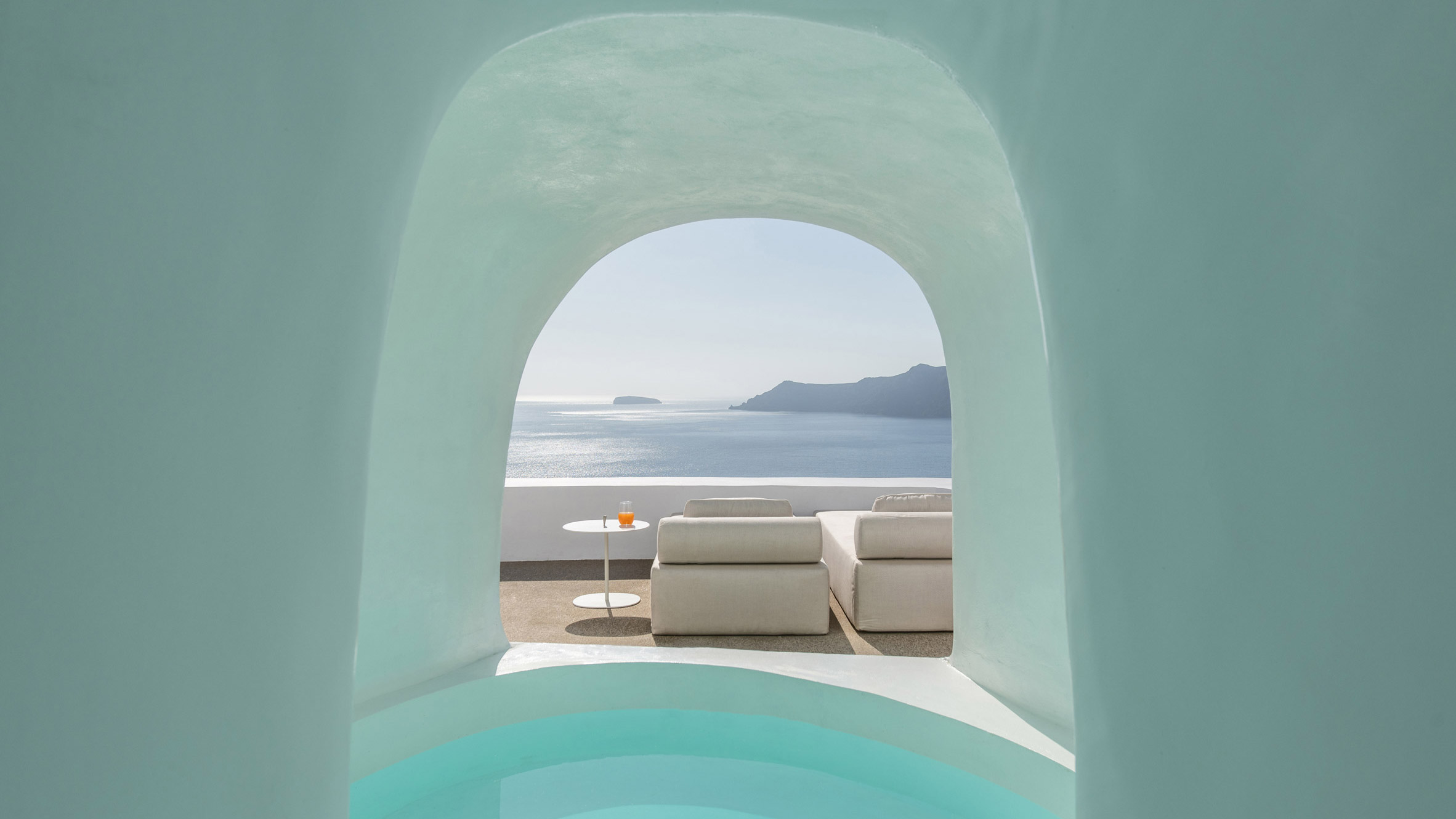 Santorini roundup by Kapsimalis Architects